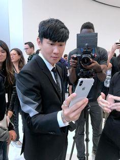 林俊杰受邀苹果产品发表会 Jj Lin, Sunshine, Nikko