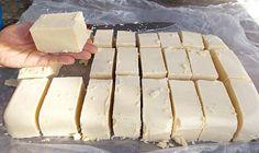 - Aprenda a preparar essa maravilhosa receita de Sabão Caseiro com Óleo Usado