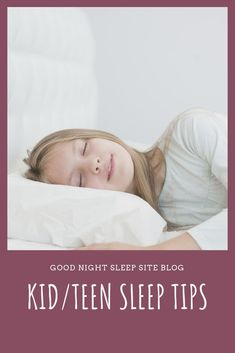 Kid, tween, and teen sleep tips to help your child sleep better. Help your teen fall asleep faster and work towards eliminating your children sleep issues. Sleep consultant advice to help your child fall asleep easier at bedtime. #childsleeptips #tweensleeptips #teensleeptips #sleepconsultant #sleepexpert