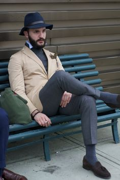 Pitti Uomo | Men's Fashion | Menswear | Smart Casual | Moda Masculina | Ropa para Casual Hombres | Redefine your Style and Shop at designerclothingfans.com
