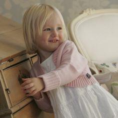 Childrens Fashion Girls Bolero Little Nitwits