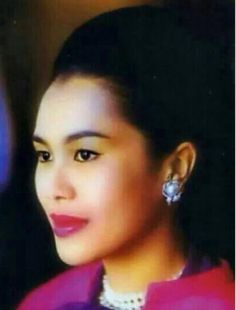 Her Majesty Queen Sirikit Of Thailand