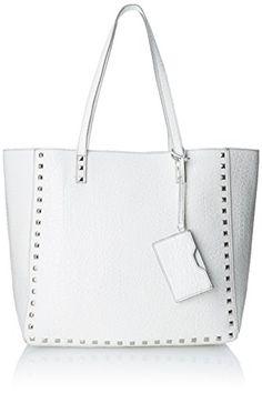 Nine West Hadley Shoulder Bag, Snow Petal, One Size New Handbags, Urban Chic, Hadley, Bag Sale, Nine West, Messenger Bag, Teal, Designer Bags, Designer Handbags