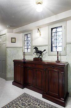 コマチ家具の施工例-コーナー別デザイン集、ステンドグラスのデザイン集
