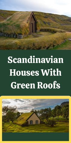 Majestic Animals, Animals Beautiful, Green Roofs, Diy Furniture Projects, Scandinavian Home, Diy Arts And Crafts, Cabin Ideas, Nature Wallpaper, Natural Wonders