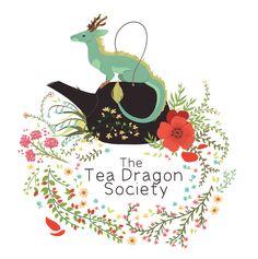 Katie O'Neill Webcomic 'The Tea Dragon Society'