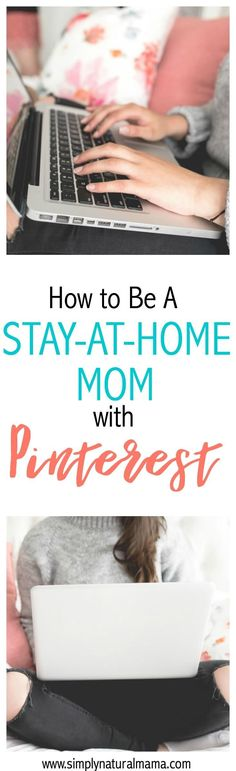 This was a really awesome article!  I feel like all of this advice is going to help me up my Pinterest game and be able to become a stay at home mom!  Everyone should read this if they want to be able to work from home! via @simplynaturalma