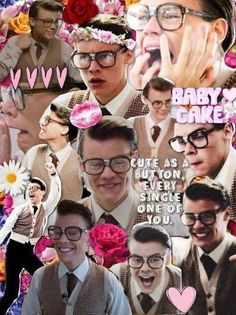 Marcel The Marketing Guy Collage! This fandom is insane Best Song Ever, Best Songs, Harry Edward Styles, Harry Styles, Marcel Styles, Holmes Chapel, Midnight Memories, Irish Boys, Love Deeply
