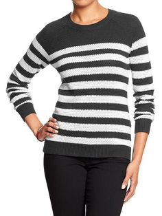Women's Textured Sweaters Product Image