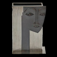 Art-Deco-Umbrella-Stand-Franz-Hagenauer-style  https://www.pinterest.com/0bvuc9ca1gm03at/