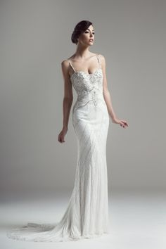 http://www.bridalextraordinaire.com/ Ysa Makino KYM94 Wedding ...