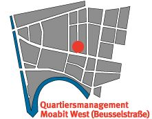 Quartiersmanagement Moabit West (Beusselstraße)