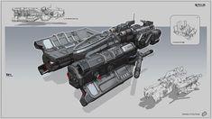 Steam Community :: Guide :: Ship Concept Arts Vault