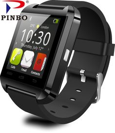 PINBO Bluetooth Watch U8 Smart watch WristWatch Smartwatch digital sport watches for Apple IOS Android phone Wearable Electronic     Tag a friend who would love this!     FREE Shipping Worldwide     Buy one here---> https://bestonlinewatches.com/pinbo-bluetooth-watch-u8-smart-watch-wristwatch-smartwatch-digital-sport-watches-for-apple-ios-android-phone-wearable-electronic/