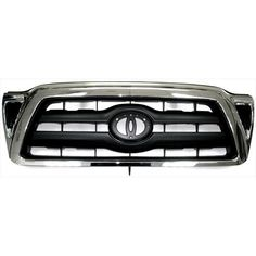 New For BMW 740I 740IL Left Grille Black Fits 19992001