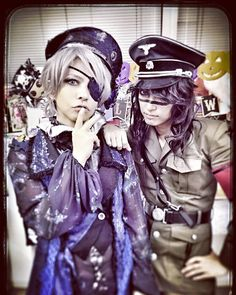 BackStage Day 2: #HYDE with Aki(SID) #VAMPS #VAMPSHalloweenParty2015 MAKUHARI (October 24, 2015)