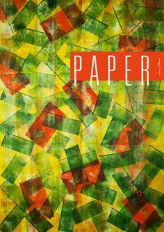 Paper Project #14 - #creativity #paper #colour