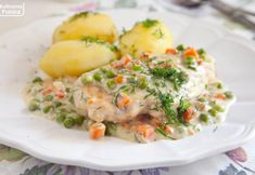 Potato Salad, Mashed Potatoes, Meals, Chicken, Cooking, Ethnic Recipes, Foods, Inspiration, Diet
