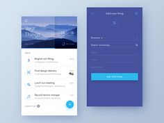 Some more work on the Dreamlist app. After my initial shot I decided to explore the concept a bit further. I have updated the color scheme and converted it to Sketch.  I wanted to try some animatio...