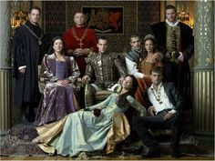 The Tudors - one of the best, most complete historical series in my opinion.
