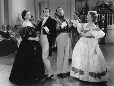 Greer Garso, Frieda Inescort, Edward Ashley, Laurence Olivier-(Pride and Prejudice)