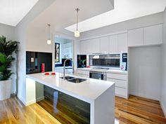 pantry. Galley kitchen designs