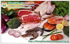 Các thực phẩm chứa nhiểu chất sắt