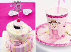 Pinkalicious Party cake
