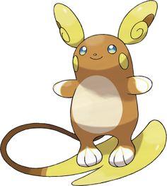 Pokémon Sun & Moon - Alola Form Pokémon