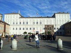Palazzo Reale - Turin centre