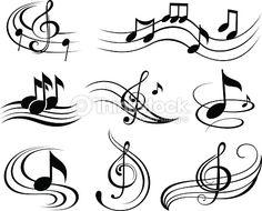 Risultati immagini per note musicali