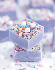 It started in Brooklyn, made its way through New York City and is now taking over your Pinterest feed: unicorn food. It's colorful, whimsical, and sometimes it's even healthy. Presenting nine unicorn treats to make with your kids (and then Instagram like crazy).