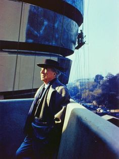 Frank Lloyd Wright and the Guggenheim...