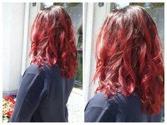 Haircoloring  #bavarian #masterstylist #Painting  www.friseur-siedesbeck.de