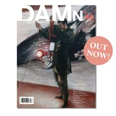 **DAMnº44 is out**  Starring :  Lebbeus Woods / Jonas Dahlberg / Mathias Hahn / Robert Heinecken / Maarten Van Severen / Yiqing Yin / King of Kowloon / Pierre Bismuth / Monika Sosnowska / and many others  Get a taste of it on www.damnmagazine.net  Get it on your phone \ tablet & buy it in a shop near you.