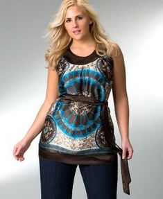 womens spring plus size clothing | 2011 Summer Fashion Trends for Plus Size Women | Fashion Trends