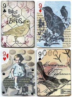 """ATC / ACEO - art cards - collectible 2.5 x3.5"""" always - trading card size!"""