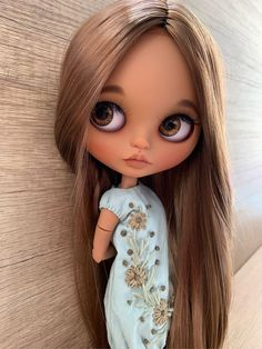 Fairy Dolls, Bjd Dolls, Black Bratz Doll, Blythe Dolls For Sale, Selfies, Little Monsters, Custom Dolls, 18 Inch Doll, Ball Jointed Dolls