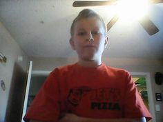 This dudes a pizza lover a jets pizza lover!