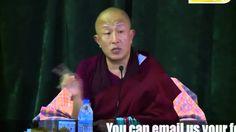 Homossexualidade e Budismo.  | Dzongsar Khyentse Rinpoche