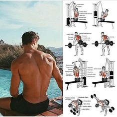 THE BEST 8 EXERCISES FOR A COMPLETE BACK WORKOUT. Get a complete back workout with this selection of muscle-building back exercises that include the single-arm dumbbell row, deadlift, and much more. A Back Workout for the Ages. The training routine that built one of the world's thickest and densest back