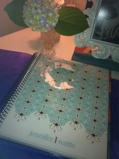 For my 2013 planner