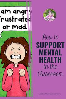 Mental health in the classroom is a growing concern. Support your students' mental health needs with the tips in this blog post and grab a FREE check-in station and printable. Classroom Board, Middle School Classroom, Primary Classroom, Elementary Teacher, Behavior Rewards, Behavior Management, Teacher Hacks, My Teacher, Character Education Lessons