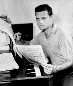 "Death:July 9, 1930 – January 8, 2017:Buddy Bregman: arranger, producer, and composer. Before he turned 30, he had worked with many of the greatest musical artists of 20th Century popular music:Bing Crosby,Astaire,Sammy Davis,Rosemary Clooney,Anita O'Day,Count Basie,Sinatra,Peggy Lee,Ethel Merman,Bobby Darin,Garland,on and on.He helped shape Ella Fitzgerald's landmark ""Song Book"" albums celebrating the music of American tunesmiths such as Cole Porter and Richard Rodgers"