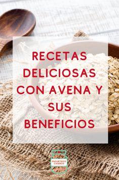 Guarda este PIN!  ¿Sabías que la avena es un cereal altamente nutritivo?  De hecho, es el cereal que aporta la mayor cantidad de proteínas a tu cuerpo. ¡Sígueme para más recetas fáciles y deliciosas!  #avena #beneficiosdelaavena#glutenfree#harinadeavena #recetasconavena#recetassingluten#dedosdepescado #granola #porridge #recetasfaciles #recetassaludables #encurtidoscaseros #fermentoscaseros #alimentosfermentados #comidacasera Granola, Ginger Cookies, Gluten Free Recipes, Homemade Food, Tasty Food Recipes, Fermented Foods, Health Foods, Eating Clean, Muesli