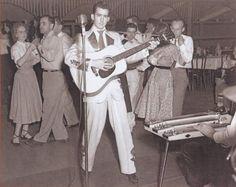 "Eddie Bond ""Memphis Rockabilly King"""