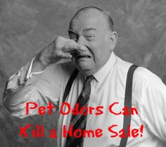 Pet Odors Can Kill a Home Sale: http://rochesterrealestateblog.com/pet-odors-can-kill-home-sale/ #realestate