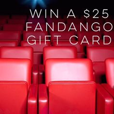 Win a $25 Fandango Gift Card!!! Here's how you can win:   1) Go to Triviabash.com and play the movies category thru 8pm tonight (12/5) 2) The more you play, the more chances you have to win! 3) The winner will be announced tonight by email and on TriviaBash Social Media pages!!  Good luck and #PLAYTRIVIABASH