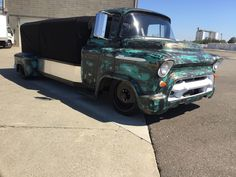 Chevrolet: Other Pickups 5700 1956 snubnose coe mid engine Check more at http://auctioncars.online/product/chevrolet-other-pickups-5700-1956-snubnose-coe-mid-engine/