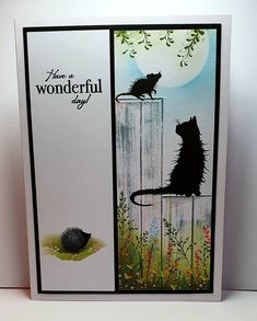 Cat Cards, Kids Cards, Lavinia Stamps Cards, Distress Markers, Art Impressions, Faeries, Cardmaking, Origami, Birthday Cards